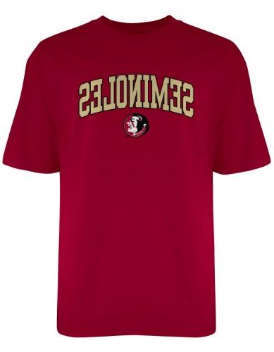 NCAA Florida State Seminoles Gildan T-Shirt, Medium, Crimson