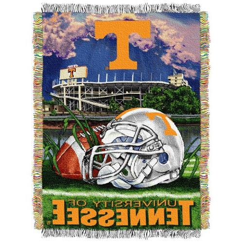 NCAA Tennessee Volunteers 48-Inch-by-60-Inch Acrylic