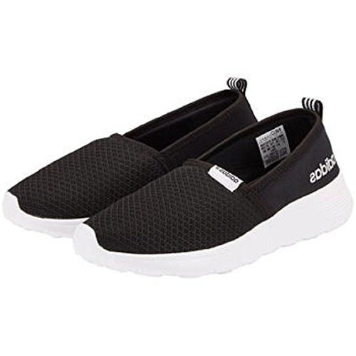 Adidas® Ladies' Neo Lite Racer Slip On Shoe-Black