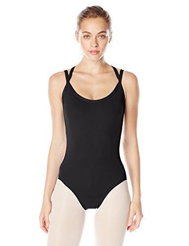 Women's New York City Ballet Racer Style Strappy Back