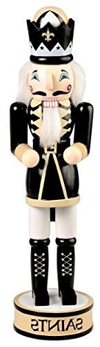 "New Orleans Saints Official NFL 14 inch 14"" Christmas"