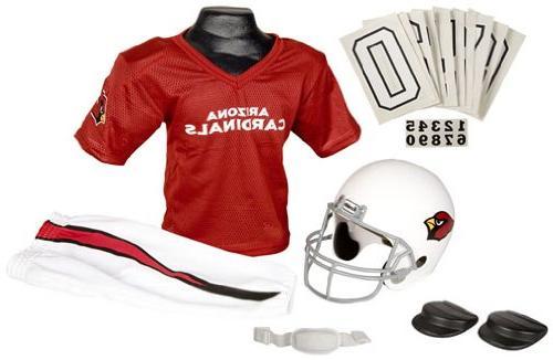 Franklin Sports NFL Deluxe Uniform Set