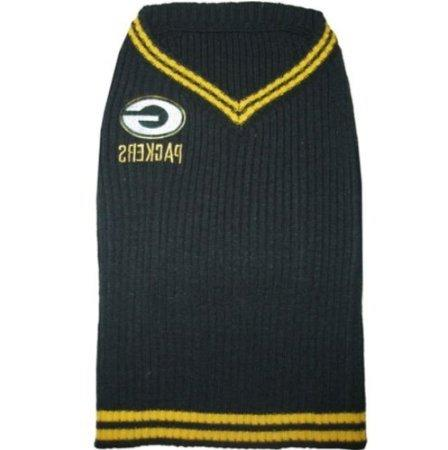 NFL Dog Sweater Size: Large , NFL Team: Green Bay Packers