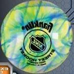 NHL Extreme Color High Density Street Hockey Ball - Warm