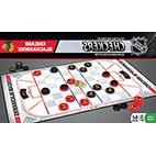 NHL Licensed Team Checkers Game