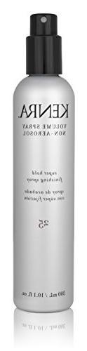Kenra Non-Aerosol Volume Spray #25, 35% VOC, 10-Ounce