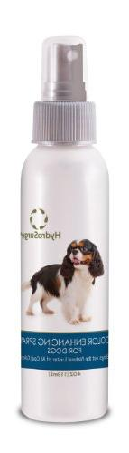 HydroSurge Pro Nourish Pet Coat Color Enhancing Spray 4 oz