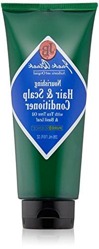 Jack Black Nourishing Hair and Scalp Conditioner, 10 oz