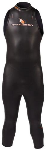 NeoSport 5/3mm Men's NRG Sleeveless, Black, Large