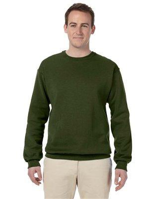 Jerzees Adult NuBlend Crew Neck Sweatshirt - Classic Pink