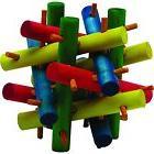 Kaytee Nut Knot Nibbler Toy Medium for rabbits/guinea pigs/