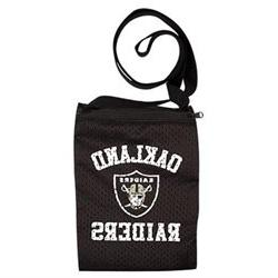 NFL Game Day Pouch, Oakland Raiders