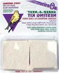 Kordon/Oasis  BOA80018 12-Pack Oasis Bird Nest