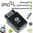 OBD II Car Vehicle Truck GPS Realtime Tracker Mini OBD2