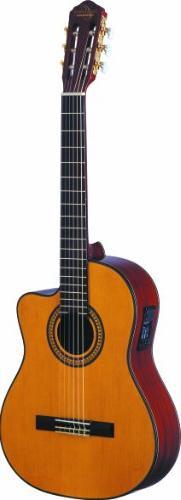Oscar Schmidt OC11CE Classical Cutaway Acoustic-Electric