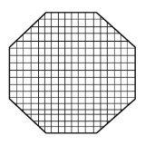 "Fotodiox Pro Octagon Eggcrate Grid for 36"" Softbox - Fits EZ"