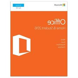 Microsoft Office 2016 Home and Student Windows English PC