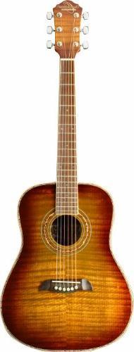 Oscar Schmidt OG1FYS 3/4 Size Dreadnought Acoustic Guitar
