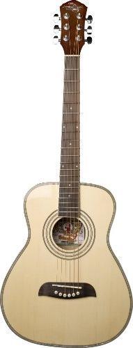 Oscar Schmidt OGHS 1/2 Size Dreadnought Acoustic Guitar