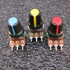 3x 2K OHM Linear Taper Rotary Potentiometers B2K POT with