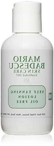 Mario Badescu Oil Free Self Tanning Lotion, 4 oz