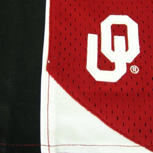 Oklahoma Sooners Youth Colosseum Vector Workout Shorts:S-8-