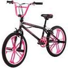 "20"" Old School Style Mongoose, Freestyle Kids Girls BMX Bike"