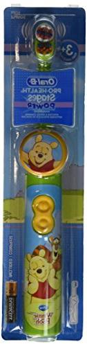 Oral-B Stages Power Toothbrush - My Friends Tigger & Pooh