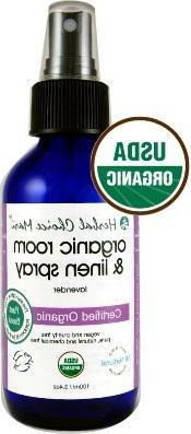 Herbal Choice Mari Organic Room & Linen Spray Lavender 100ML