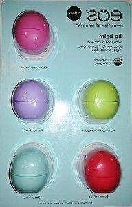 Eos Organic Smooth Sphere Lip Balm - 2 each Summer Fruit,