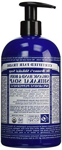 Dr. Bronner's Organic Sugar Soap