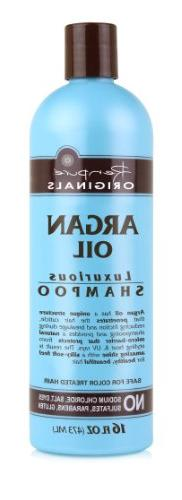 Renpure Organics Argan Oil Luxurious Shampoo 16 oz