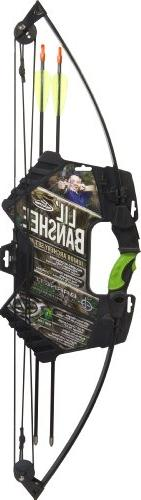 Barnett Outdoors Lil Banshee Jr. Compound Archery Set