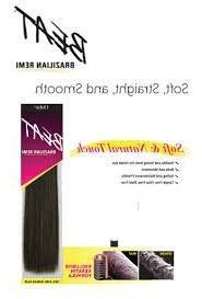 """Outre Beat Brazilian Remi 100% Human Hair 8"""" #1b"""