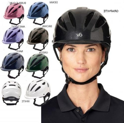 Ovation Protege Helmet Small/Medium Denim