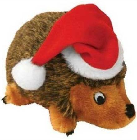 Outward Hound Kyjen  P01973 Hedgehog Holiday Dog Toys Plush