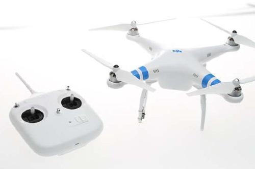DJI P2+H3-2D Phantom 2 Quadcopter with Zenmuse H3-2D Gimbal
