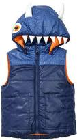 H&M Padded Vest - Dark blue - Kids
