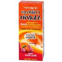 Motrin Children's Pain Reliever/Fever Reducer Berry Flavor