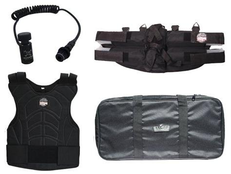 Zephyr Paintball Sergeant Complete Paintball Starter Package