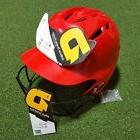 DeMarini Paradox Protege Red Youth Batting Helmet with Mask