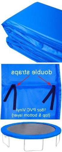Trampoline Part 12 Foot Safety Pad Blue Padding