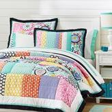 PBteen Patch It To Me Quilt + Sham