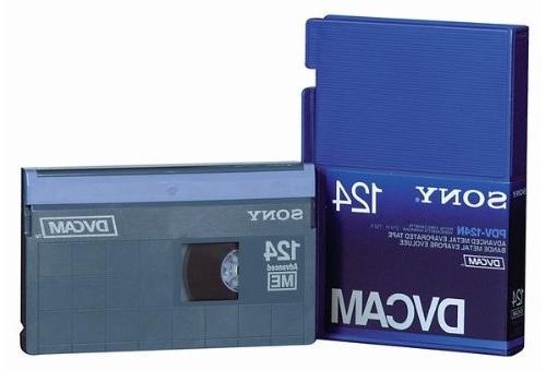 PDV-40N DVCAM 40 Minute Tape