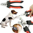 Pet Dog Cat Claw Toe Nail Clipper Cutter Trimmer Grooming