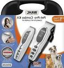 Wahl Professional Pet Grooming Deluxe Kit Clippers Cordless