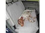 Rear Car Seat Pet Protector - SUV/Tan