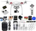 DJI Phantom 3 Standard with 2.7K Camera! EVERYTHING YOU NEED