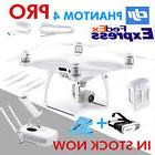 "DJI Phantom 4 Pro Drone, 1""/20MP CMOS Sensor & FPV Drone 4K"