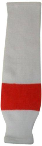 DoGree Hockey Philadelphia Flyers Knit Hockey Socks, White/